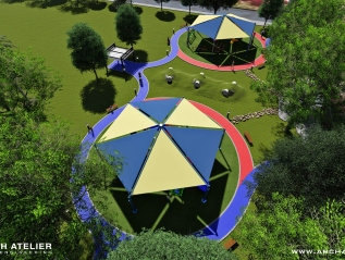 GARDEN PLAYGROUND (RESIDENTIAL COMPOUND)